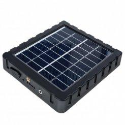 Solární panel pro fotopasti Secutek SWL - 7.4V, 1500mAh baterie