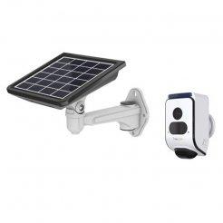 100% Solar- Sicherheitskamera mit Alarm Secutek SLL-C390S