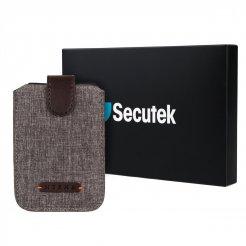 Sicherheitshülle für Zahlungskarten Secutek SAI-OT77