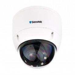 IP dome Kamera Secutek SLG-LVDB3XSV800, IR 30m, 8MP