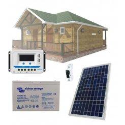 Solární systém 30Wp/12V