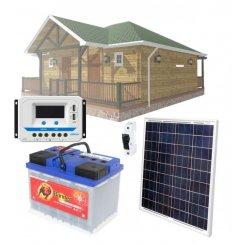Solární systém 60Wp/12V