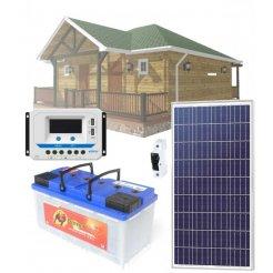Solární systém 115Wp/12V
