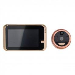 Digitální dveřní kukátko Secutek STZ-DB006P s WiFi