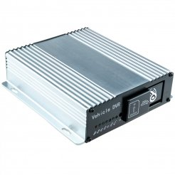 Secutek SBR-327HD-GPS - 4-kanálové 2MP AHD DVR do auta (možnost GPS)