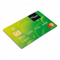 Diktafón v platobnej karte Misumi MS-8000