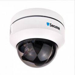 IP PTZ Kuppelkamera Secutek SLG-PTDA4XSS500 - IR 35m, 5MP