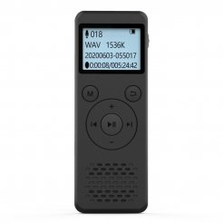 Profesionální digitální diktafon DVR-818