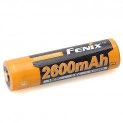 3.6V 2600mAh újratölthető akkumulátor 18650