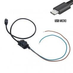 Měnič napětí z 220V na 5V (micro USB)