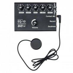 Audioüberwachung durch die Wand mit dem Equalizer EQ-10