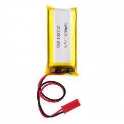 3.7V 1000mAh dobíjacia líthiová batéria