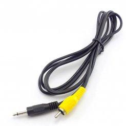 Propojovací audio kabel (jack 3,5mm/RCA Cinch)