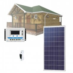 Solární systém 115Wp/12V (bez baterie)