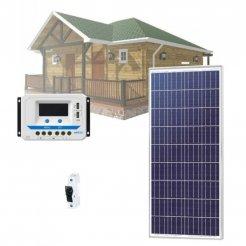 Solární systém 175Wp/12V (bez baterie)