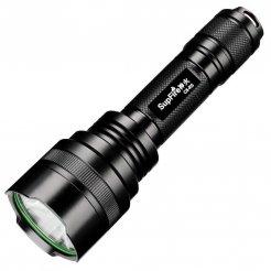 Supfire C8-R5 LED акумулаторно фенерче CREE R5 LED 450lm, USB, Li-ion