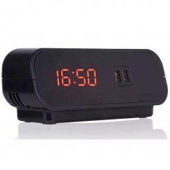 Wecker mit eingebauter WiFi-Kamera Secutek SAH-IP038