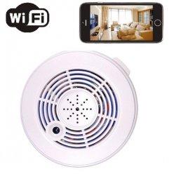 Secutron UltraLife WiFi kamera v detektore dymu