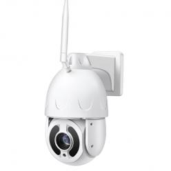 4G PTZ IP камера със запис Secutek SBS-NC67-20X - 1080p, 60m IR, 20x zoom