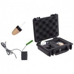 Комплект микрослушалка Secutek MS12 и GSM кутия с микрофон knowles