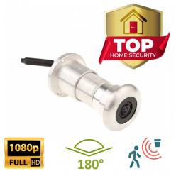Bezprzewodowy wizjer do drzwi Secutek SKI-ID158