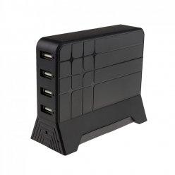 USB nabíjecí stanice Lawmate PV-CS10i se skrytou WiFi IP kamerou
