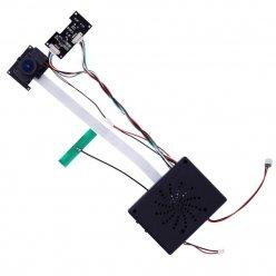 Full HD Wi-Fi kamerový modul s PIR senzorom Secutek SAH-LS010