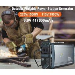 Outdoorový akumulátor 1500 W / 52,2 Ah