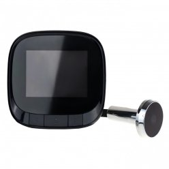 """Digitální dveřní kukátko Secutek SSF-DD35 - 2,4"""" LCD"""