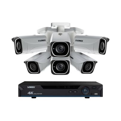 Řešení problémů s IP kamerami anebo NVR rekordéry