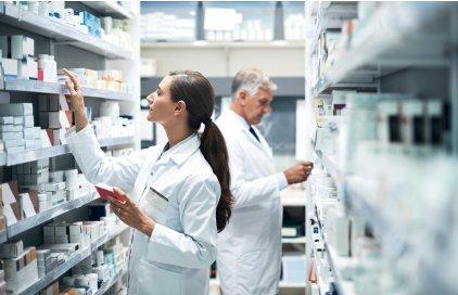 Bezpečnostní technika v boji proti lékárnické kriminalitě