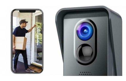 Chytrý videotelefon jako zabezpečení domu?