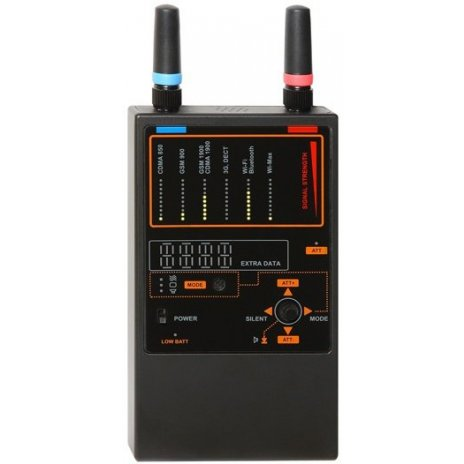Wykrywacz sygnałów bezprzewodowych Protect 1207i