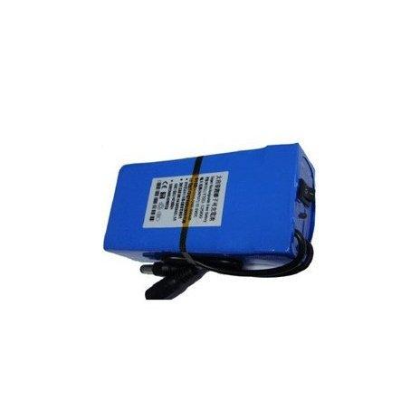 12V 18000mAh dobíjecí lithiová baterie