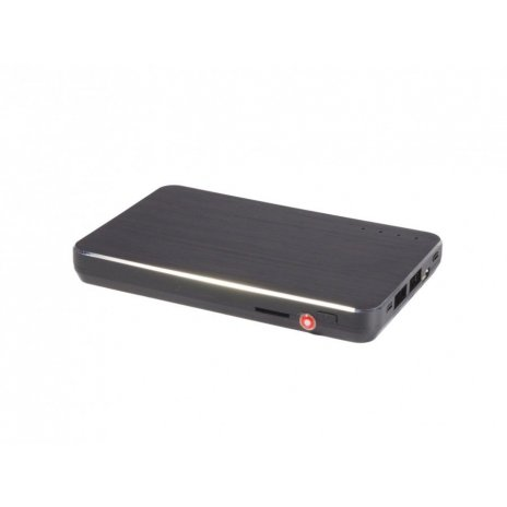 Power banka s kamerou a detekcí pohybu - 720p