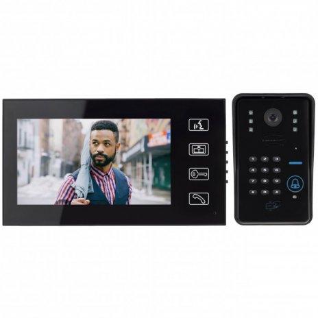 Video telefon s RFID čipy