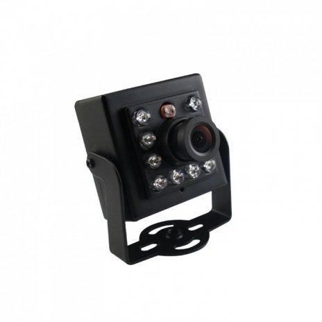Kwadratowa kamera do auta z IR - 420TVL, 90°
