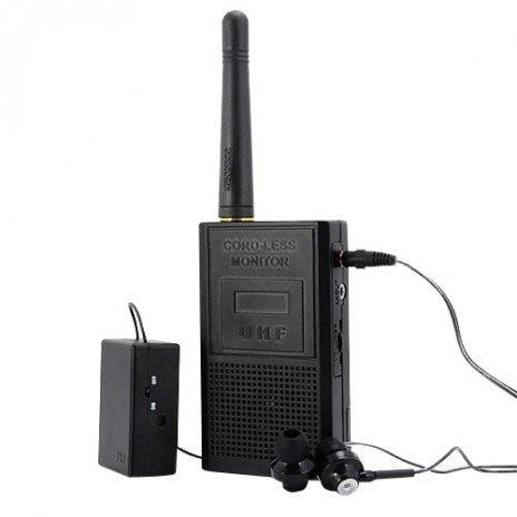 UHF odposlech s velkým dosahem