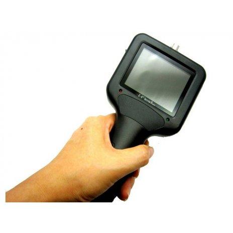 Szervisz képernyő CCTV kamerákhoz
