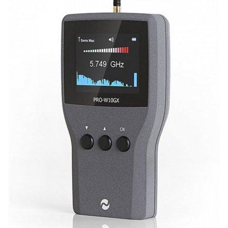Profesjonalna czujka sygnałów radiowych PRO-W10GX