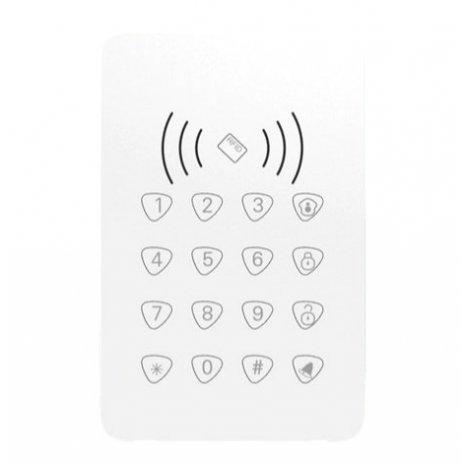 Bezdrôtová RFID klávesnica