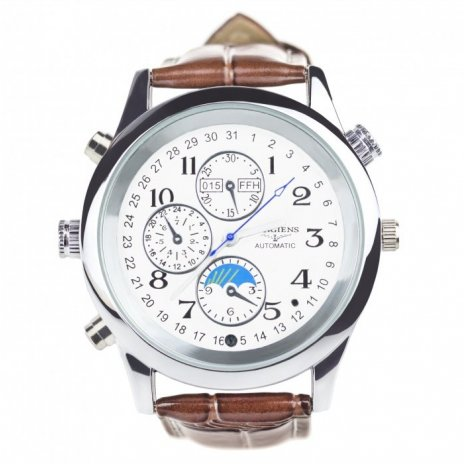 Elegantní hodinky s kamerou 720x480px