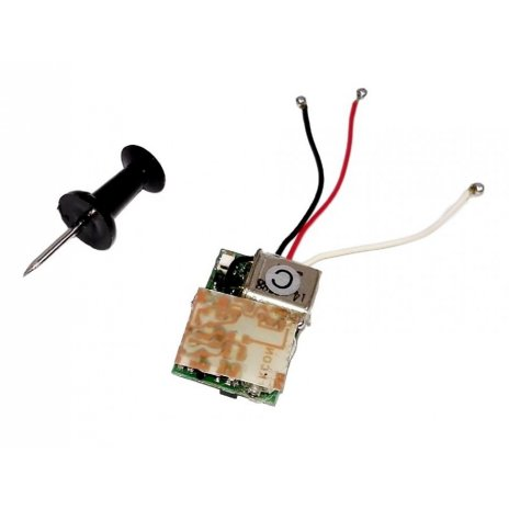 Das kleinste UHF Abhörgerät auf dem Markt – VOX