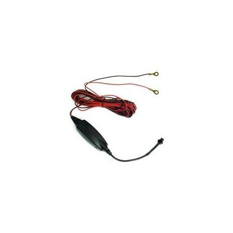 Kabel zum festen Anschluss des GPS-Trackers an die Autobatterie