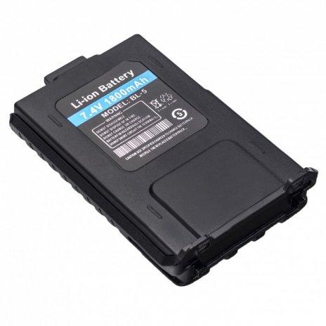 Baofeng UV-5R náhradná batéria - 7.4V 1800mAh