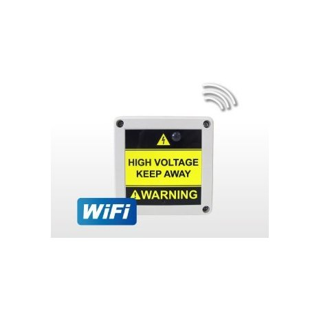 Elektrická krabice s Wi-Fi HD kamerou, IP