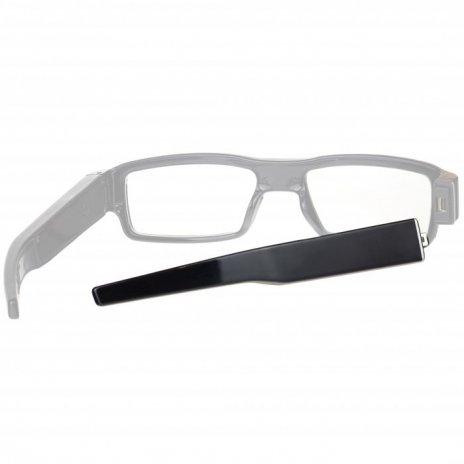 Náhradní nožička s baterií k brýlím MK124
