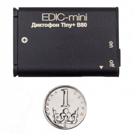 Mikrodiktafon EDIC-mini Tiny+ B80