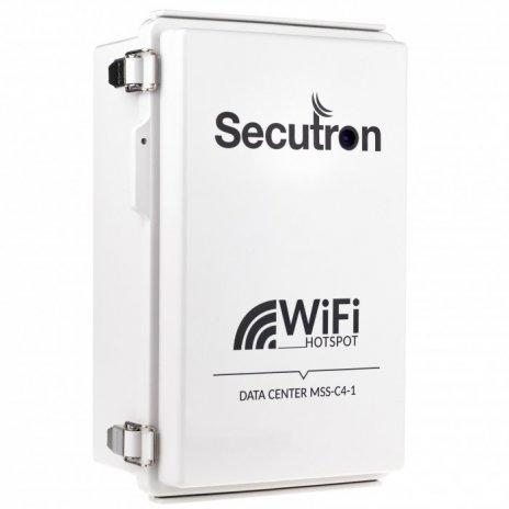 Maskovaná 4G LTE kamera Secutron LS-1C