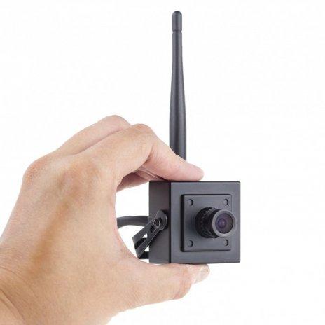Mini IP Kamera Secutek SBS-B07W - Full HD, WLAN
